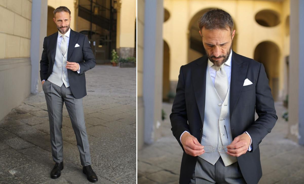 abiti da sposo uomo